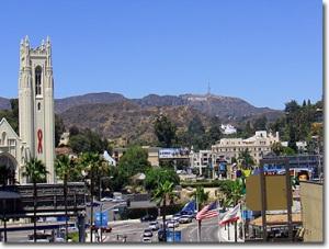 Лос Анджелес Экскурсия