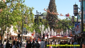 The Grove Holiday Tour