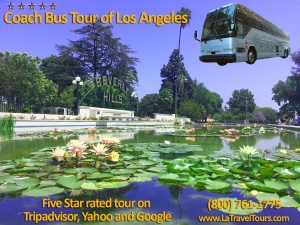 Coach Bus Excursion of Los Angeles