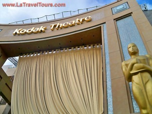 See Kodak Theatre in Hollywood LA-City-Tours