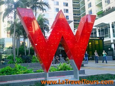 Όμιλος VIP Λος Άντζελες